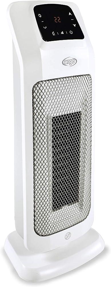 Argo  mood termoventilatore ceramico digitale a torre