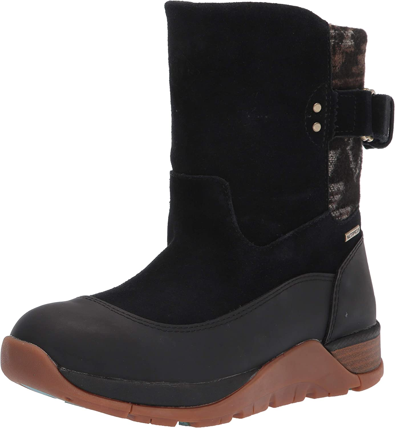 Muck New product! New type Boot Women's Max 75% OFF Leather Mid