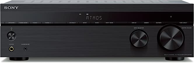 Sony STR-DH790 AV Stereo Receiver: 7.2 Channel 4K HDR Dolby Atmos Surround Sound Home..