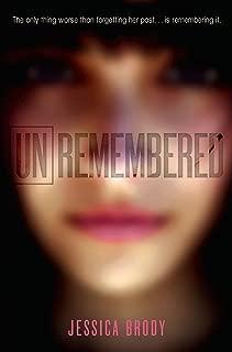 Unremembered (Unremembered series Book 1)