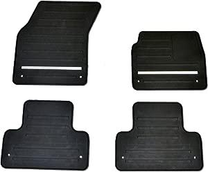 Genuine Range Rover Evoque Rubber Mat Set 2012 Onwards
