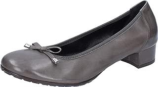 Calpierre Heels Womens Leather Grey