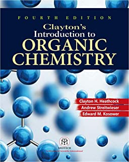 Clayton's Introduction to Organic Chemistry (English Edition)