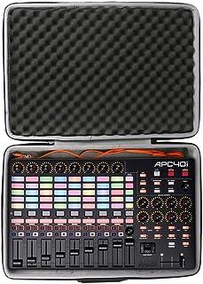 co2crea Hard Travel Case for Akai Professional APC40 MKII | Ableton Performance Controller