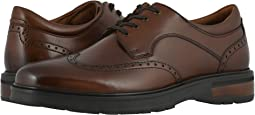 Cognac Smooth/Brown Sole