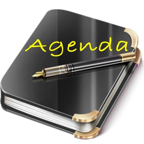 Free personal agenda in Spanish
