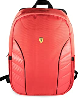 CG MOBILE X Scuderia Backpack, 38.1 cm (15 inch) red/Black