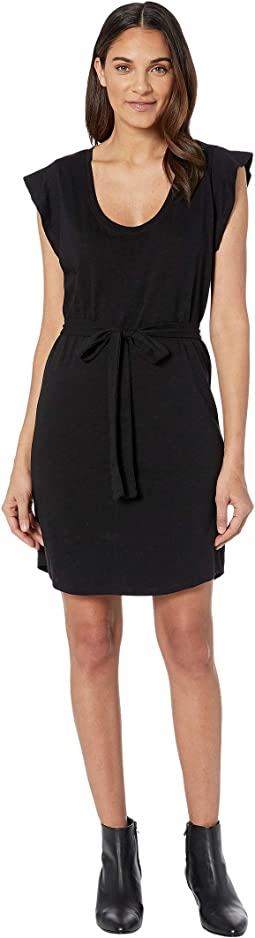 84473300c03 Zac posen flutter sleeve dress