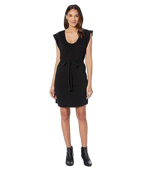 6af8533252b Sanctuary Ruby Flutter Sleeve Scoop T-Shirt Dress at Zappos.com