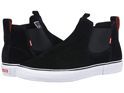 Globe Dover (Black/White/TF) Men