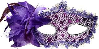 Masquerade Party mask Venetian of Realistic Silicone Masquerade Half face Mask