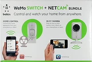 Belkin WeMo Switch and NetCam Bundle
