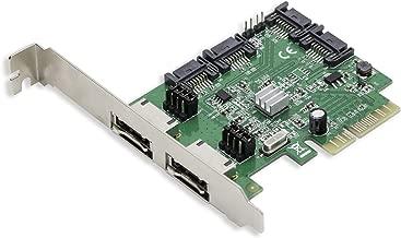 Syba SD-PEX40054 4 Port SATA III Raid Hyper Duo PCIe 2.0 x 2 Card