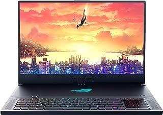 "ASUS ROG Zephyrus S GX701 Gaming Laptop, 17.3"" 144Hz Pantone Validated Full HD IPS, GeForce RTX 2080, Intel Core i7-8750H CPU, 16GB DDR4, 1TB PCIe NVME SSD Hyper Drive, Windows 10 Pro-GX701GX-XS76"