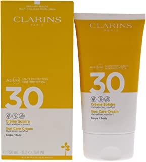Clarins Sun Care Body Gel-to-Oil SPF 30 - For Wet or Dry Skin 150ml/5.2oz
