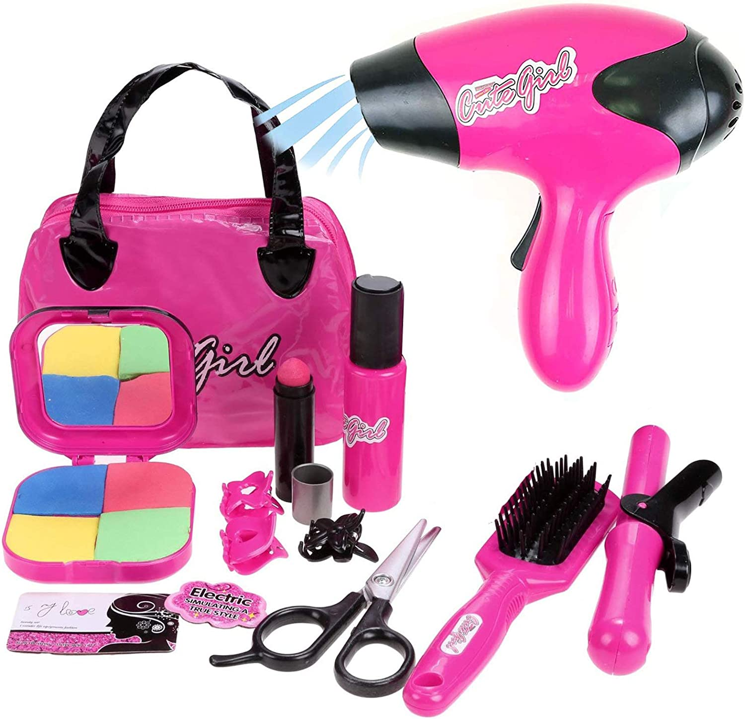 Liberty Imports Kids Special price for a limited time Super special price Beauty Salon Playset Fashion Stylish Role -