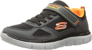 Skechers Kids Boys Flex Advantage 2.0 Strap Sneaker