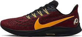 Nike Men's Washington Redskins Air Zoom Pegasus 36 Running Shoes