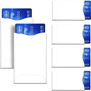 RFID Blocking Sleeves, Set of 15 (Credit Card Holders Only) for Identity Theft Protection, Perfectly Fits in Wallet/Purse