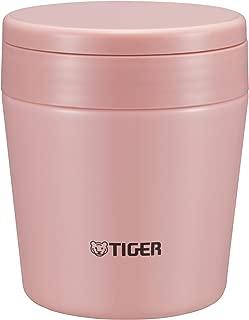 タイガー 魔法瓶 スープ ジャー 250ml クリーム ピンク MCL-A025-PC Tiger