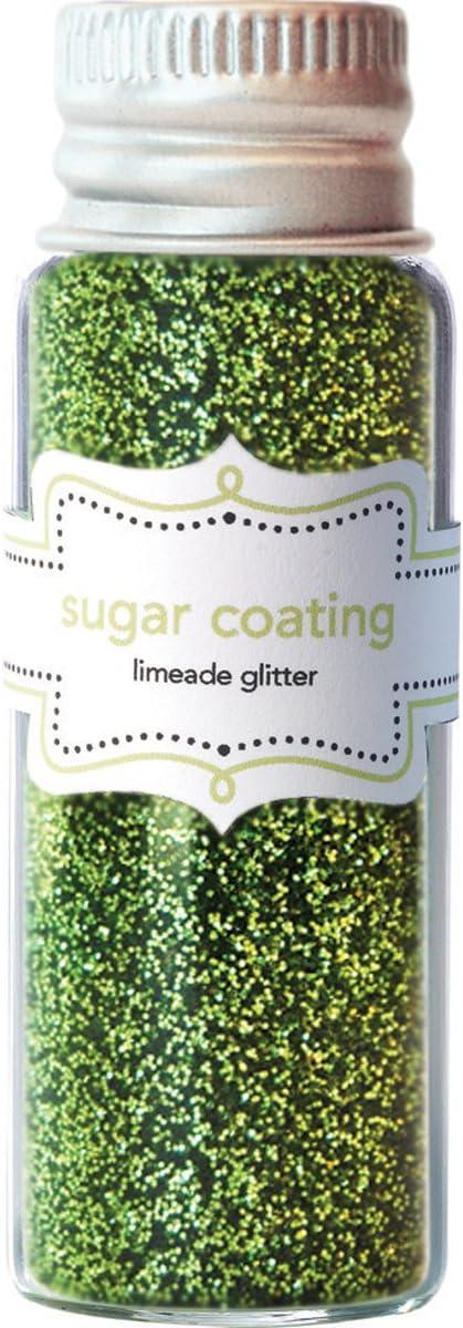 5 Max 56% OFF popular DOODLEBUG Metallic Sugar Glitter-Limeade Coating