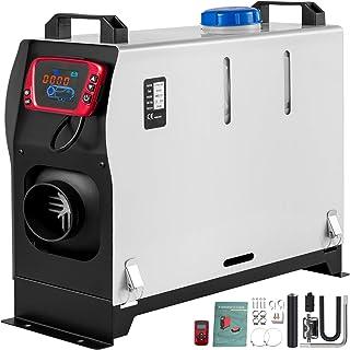 VEVOR Diesel Luchtverwarmer 8 KW, Standkachel Brandstofverbruik 0,1-0,24 L/h, Aluminium Autoverwarming Standkachel, Werkte...