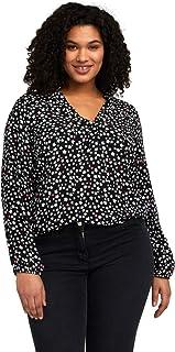 Fiorella Rubino : Blusa Stampa Stelle Donna (Plus Size)