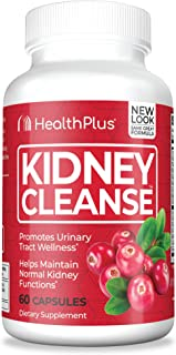 Health Plus Kidney Cleanse, 60 Capsules, 30 Servings