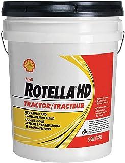 Shell Rotella (550039811) Heavy Duty Tractor Fluid - 5 Gallon Pail