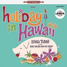 Holiday in Hawaii Luau Time