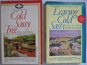 Lot of 2 Cold Sassy Tree Books by Olive Ann Burns