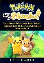 pokemon let's go eevee pokemon locations