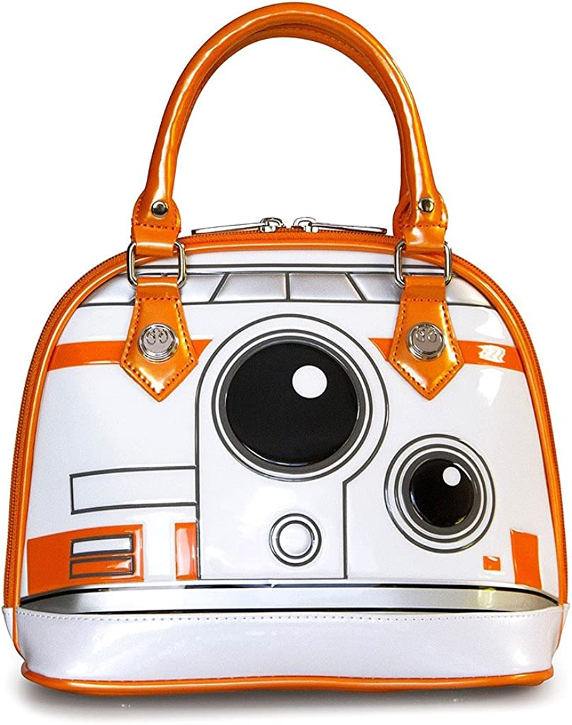 Loungefly Star Wars BB8 Dome Bag Top Handle Bag
