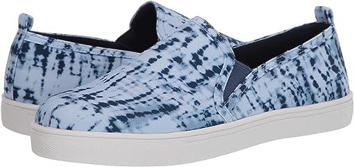 Blue Tie-Dye