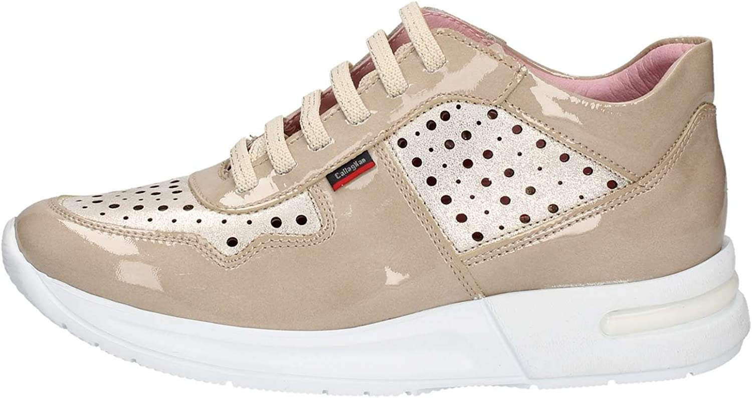 CALLAGHAN shoes Woman Low Sneakers with Wedge 92108