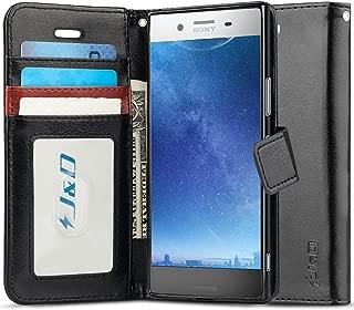 sony xperia xz premium wallet case