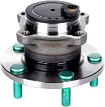 ECCPP Replacement for New Rear Wheel Hub and Bearing Assembly for 2004 2005 2006 2007 2008 2009 2010 2011 2012 2013 Mazda 5 Lugs W/ABS 512347