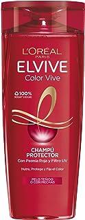 comprar comparacion L'Oréal Paris Elvive Color-Vive Champú - 370 ml