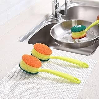 Gotian Multifunction Kitchen Cleaning Brush Long Handle Dish Washing Brush - Pot, Bowl, Dish Brush