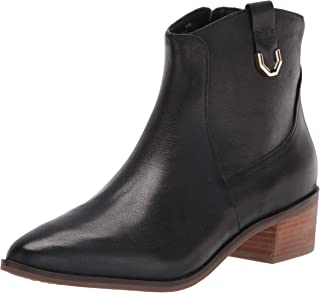 Cole Haan womens Fashion Boot,BLACK LEATHER,6.5 M US
