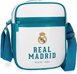 Real Madrid FC Andinas Footwear Blue//White40 Homme Inde Encre Inde Encre Taille 40 EU