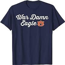 Auburn Tigers War Damn Eagle T-Shirt - Apparel