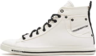 e6a2bed857bd2b Amazon.fr : Basket Diesel - Toile / Chaussures homme / Chaussures ...