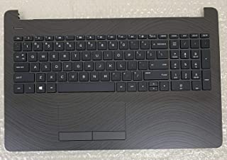 New Replacement Upper Palmrest Case with Keyboard Touchpad 925010-001 For HP 15-BS 15-BW 15-BS020WM