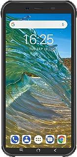 Blackview BV5500Plus Simフリー スマホ 本体 新品 4Gスマートフォン 本体 Android10.0 5.5インチ 耐衝撃 スマホ 本体 防水 スマホ 防塵 スマホ タフスマホ 頑丈 スマホ 本体 800万画像+500万画素 3GB RAM+32GB ROM 4400mAhバッテリー 技適認証済み 携帯電話 1年間保証付き (黒)