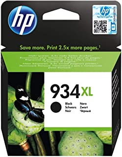 خرطوشة حبر اتش بي 934xl - C2p23ae، سوداء عالية الإنتاجية