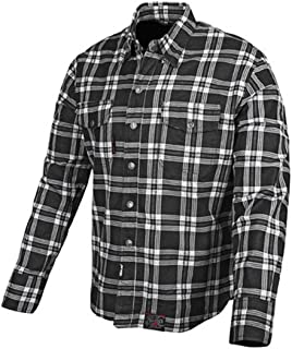 Speed and Strength Black 9 Moto Kevlar Lined Shirt Large 878045