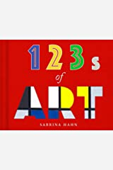 123s of Art (Sabrina Hahn's Art & Concepts for Kids) Kindle Edition