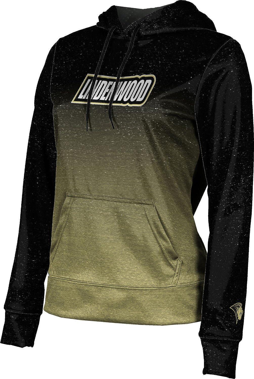 ProSphere Lindenwood University Girls' Pullover Hoodie, School Spirit Sweatshirt (Gradient)