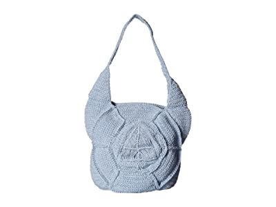 The Sak Air 120 Hobo (Ice/Natural Air) Hobo Handbags
